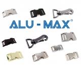 ALU-MAX® Schnellverschlüsse